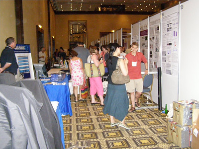 First Pan American Congress in Developmental Biology/SDB 2007 Annual Meeting - Poster session/exhibits