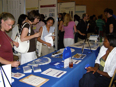 First Pan American Congress in Developmental Biology/SDB 2007 Annual Meeting - Poster session/exhibits; FASEB booth visitors