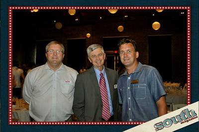 Frank Baylor, Stephen George, Rance Jackson