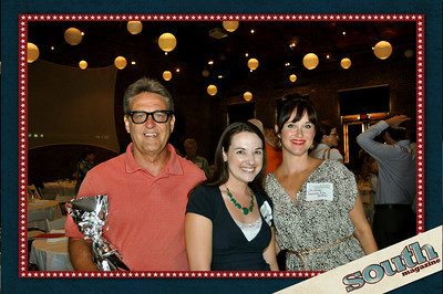 Rex Osborn, Amanda Fretz, Christina Routhier