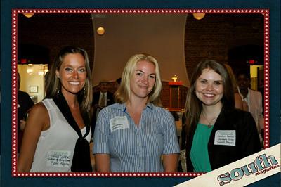Chantal Coxhead, Kay Hessler, Kristen Smith