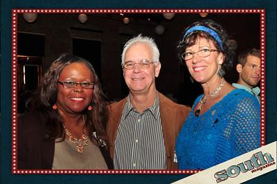 Cynthia Fearbry, Dan Kaufman, Joanie West