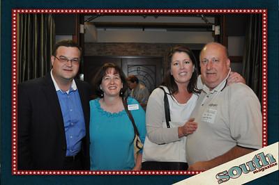 Michael Owens, Kathy Wilson, Amy & Tom Posch