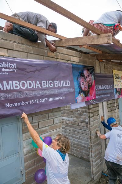Cambodia World Build 2017