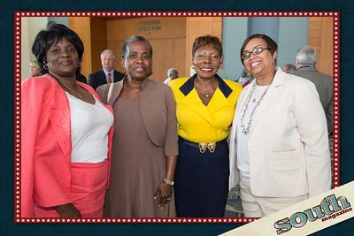 Dr. Vicky Bryant, Dr. Gurtrude Robinson, Dr. Rebecca Cooper, Mrs. Marronde Lumpkin Lotson