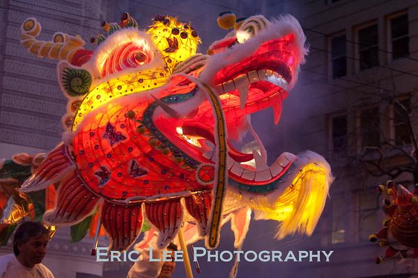 SF Chinese New Year Parade 2009
