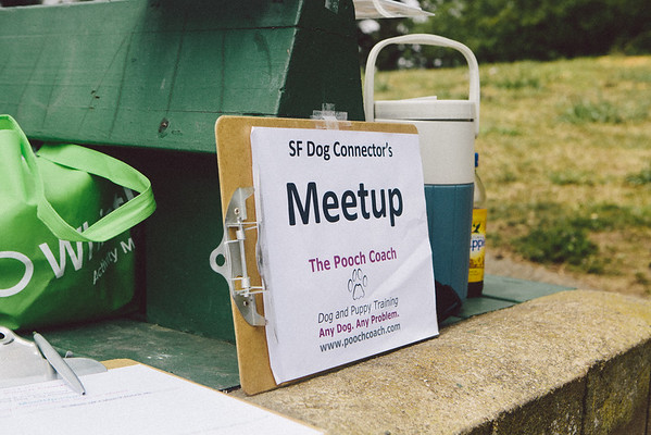 SF Dog Connector Meetup (May)