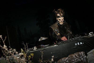 Donovan @ hisHalloween Masquerade @ the Regency