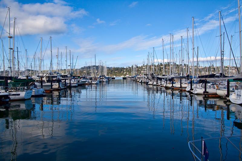 Sausalito Yacht Harbor 2