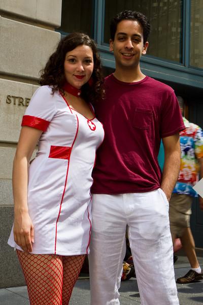 American Red Cross - SFPride 2010