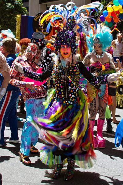 LGBT Community Center - SFPride 2010