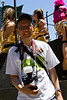 Paul and Gold's Gym - SFPride 2010