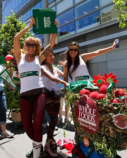 Whole Foods - SFPride 2010