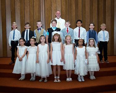 SFDS 1st Communion 2017