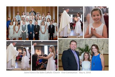 SFDS 1st Communion