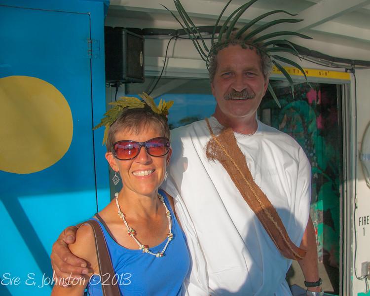 Phil & Sue