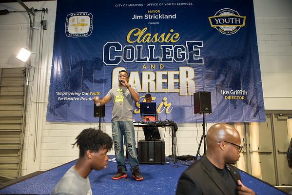 Classic College and Career Fair 2016