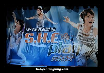 S.H.E Play @ Sg. Wang