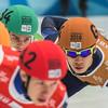 Short Track Speed Skating, Gjøvik Olympic Cavern Hall  20/02/2016   --- Foto: Jonny Isaksen