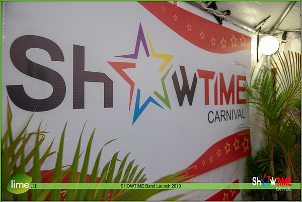 SHOWTIME Band Launch 2019