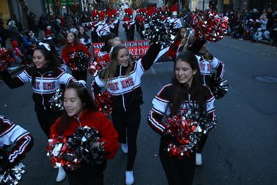 SHS Macy's Day Parade 2015