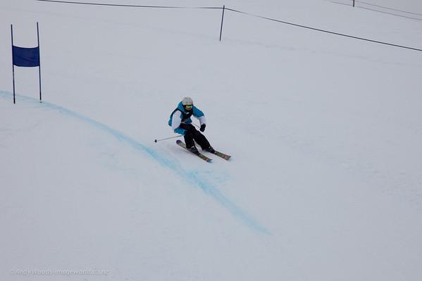 SI Secondary School Ski & Snow Board Champs 2012