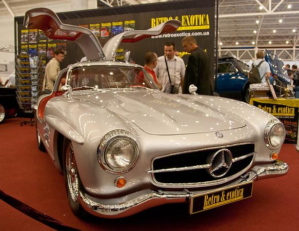 Mercedes on SIA 2010