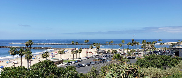 July 3 in Corona del Mar: spectacular and open