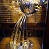 2001 MLS championship trophy