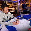 Defender Andres Imperiale signing for a fan