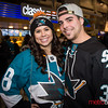 SJ Sharks Metallica Night 2015