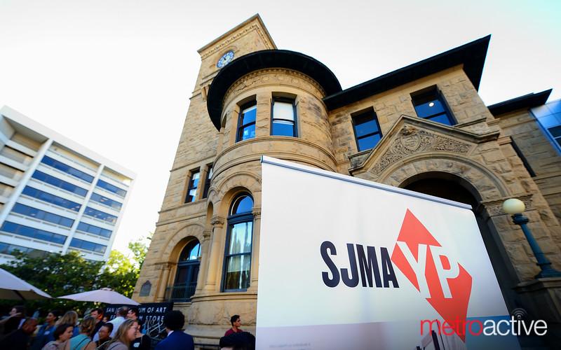 PHOTOS: Young Professionals Mixer - SJMA
