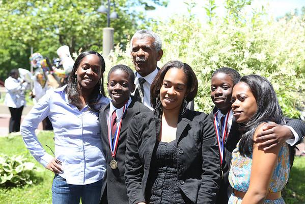 Smith Leadership Academy Graduation 2012 (photos by Don Rockhead)