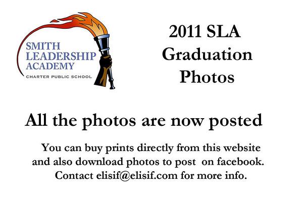Smith Leadership Academy Graduation 2011