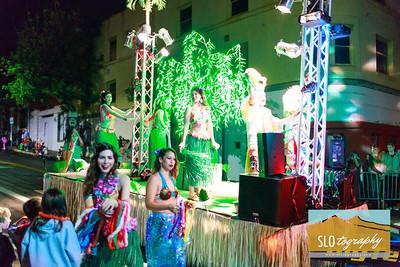 SLO Holiday Parade '14