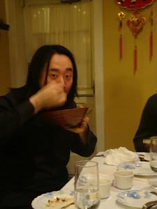 Ge eating