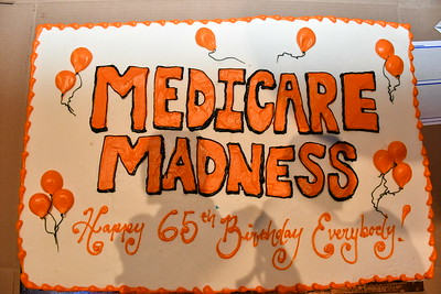 SLP 70 Medicare Madness Party