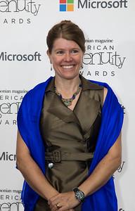 Sarah Parcak, Smithsonian Magazine Ingenuity Awards