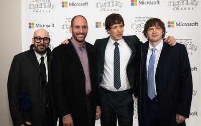 OK GoSmithsonian Magazine Ingenuity Awards
