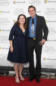 LeeAnne Walters and Marc Edwards; Smithsonian Magazine Ingenuity Awards