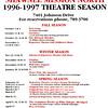 1996-1997 A Season Poster