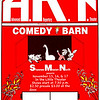 1995-1996 ART fall Comedy Barn