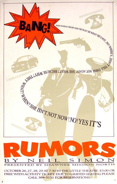 1992-1993c Rumors