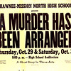 1959-1960 A Murder Has Been Arranged
