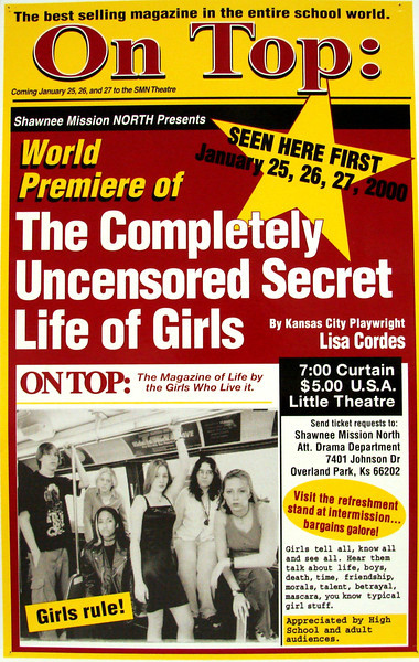 1999-2000b The Completely Uncensored Secret Life of Girls