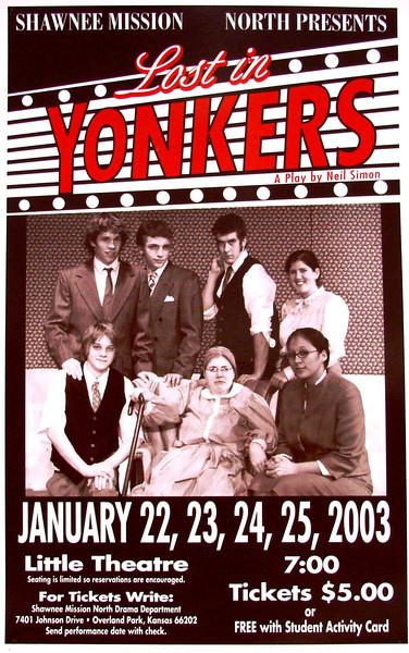 2002-2003b Lost in Yonkers