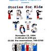 1994-1995 Rep Theatre Stories For Kids Free Toys