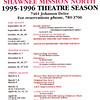 1995-1996 A Season Poster