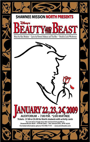 2008-2009c Beauty and the Beast