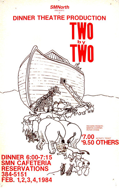 1983-1984b Two by Two